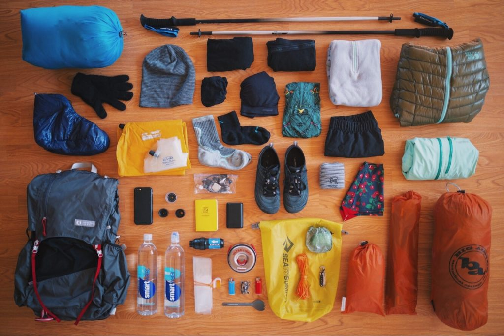Trekking Clothes