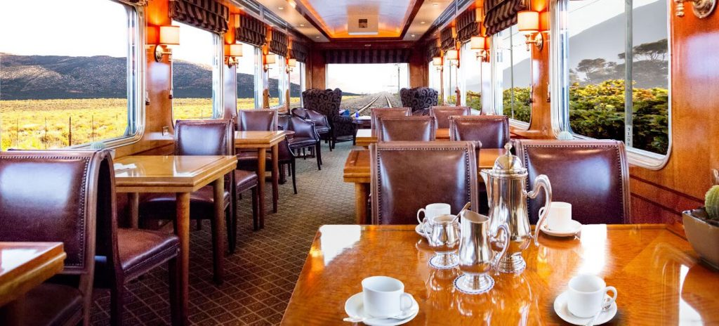 Blue Train Cape Town