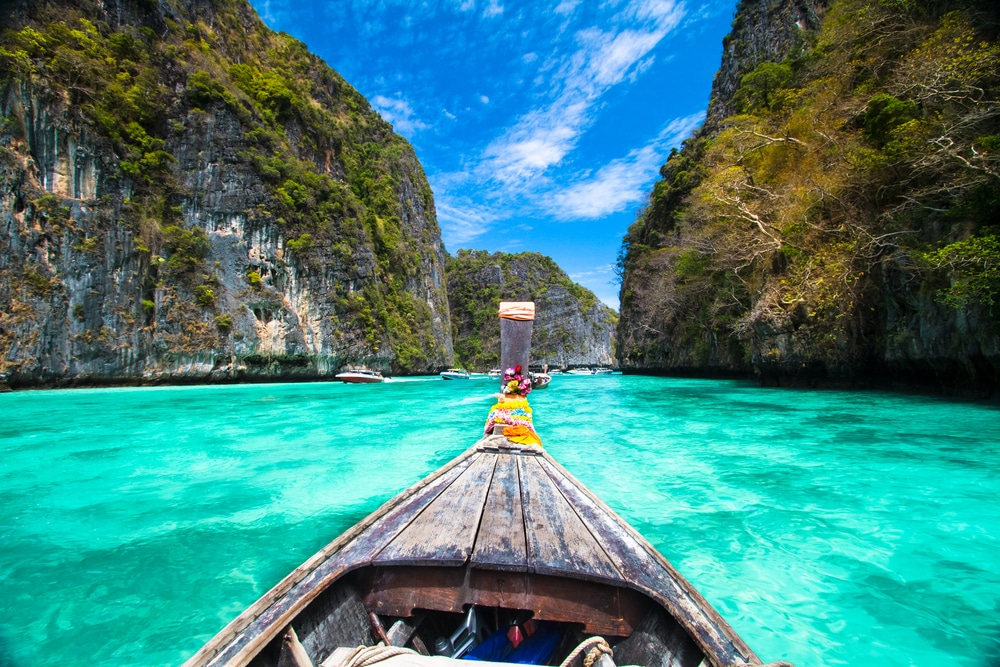 thailand sea view
