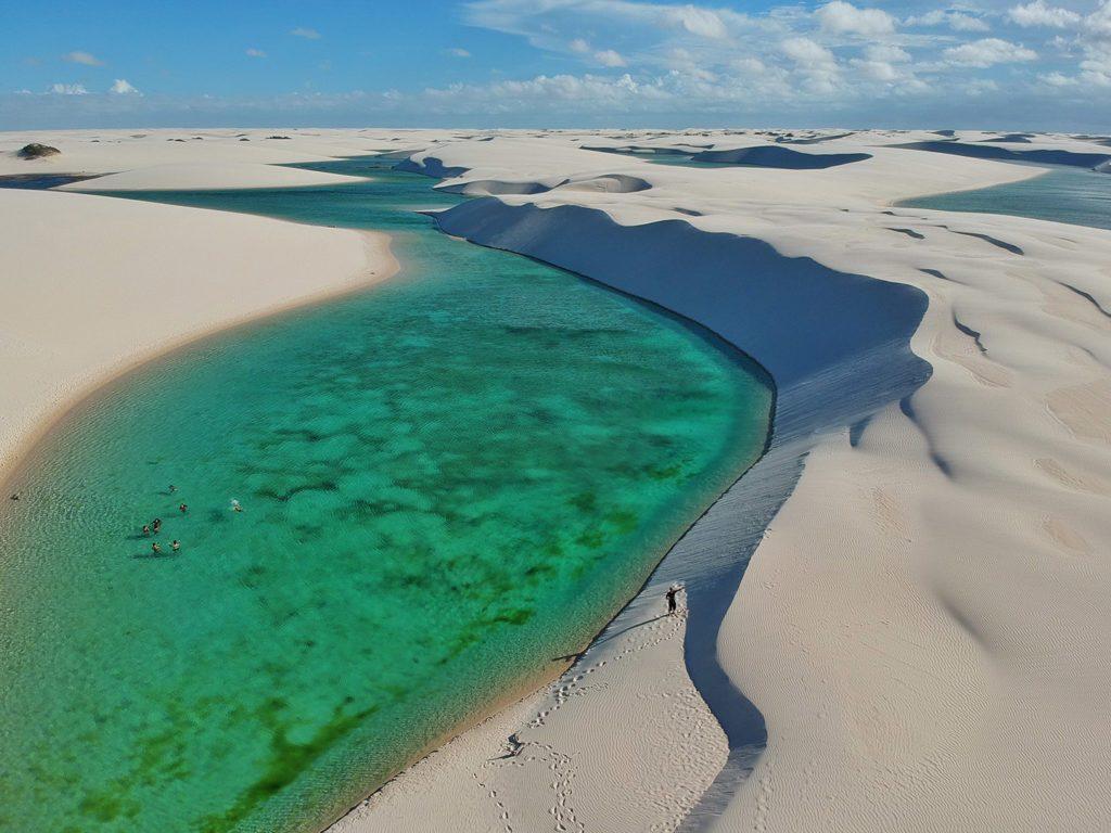 Lencois Maranhenses Desert