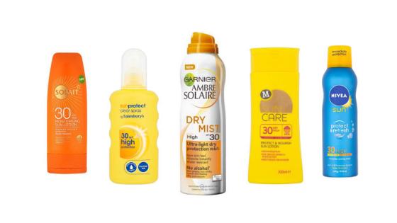 Sun Rays Protection Cream