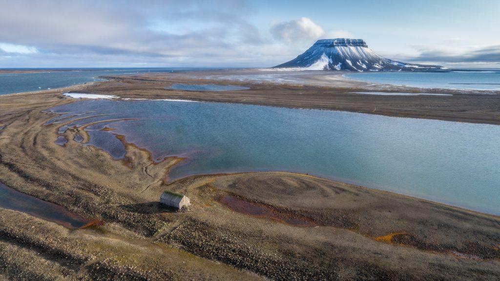 The Arctic Desert