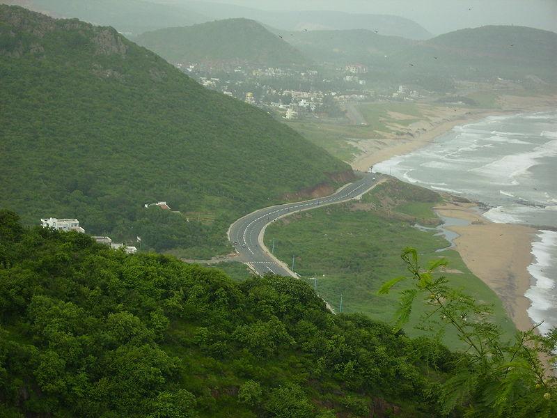 Vishalhapatnam to Araku Valley