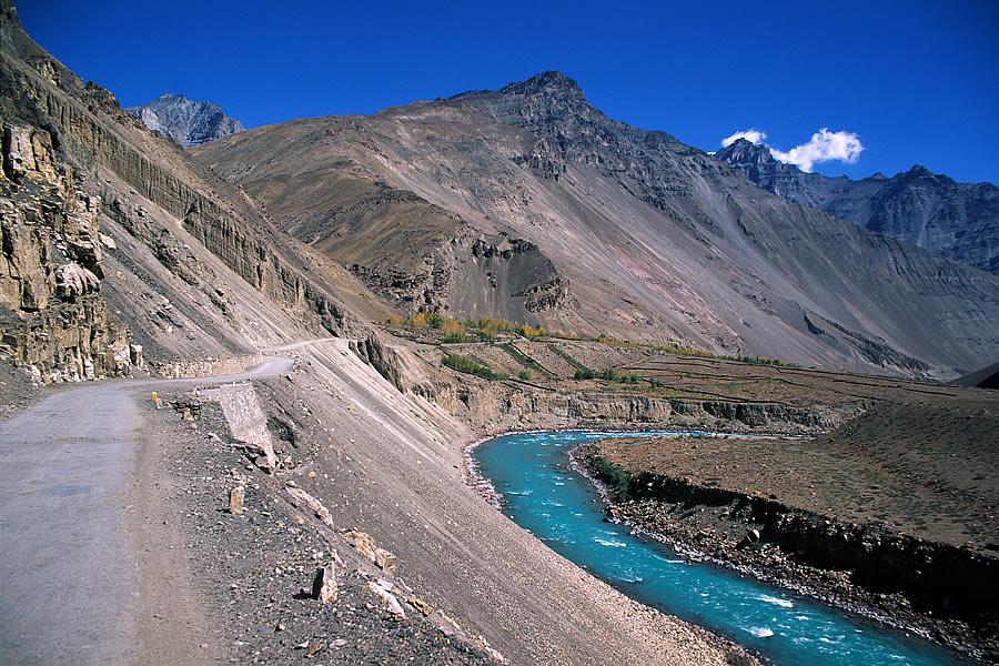 Shimla To Manali Via Spiti Valley