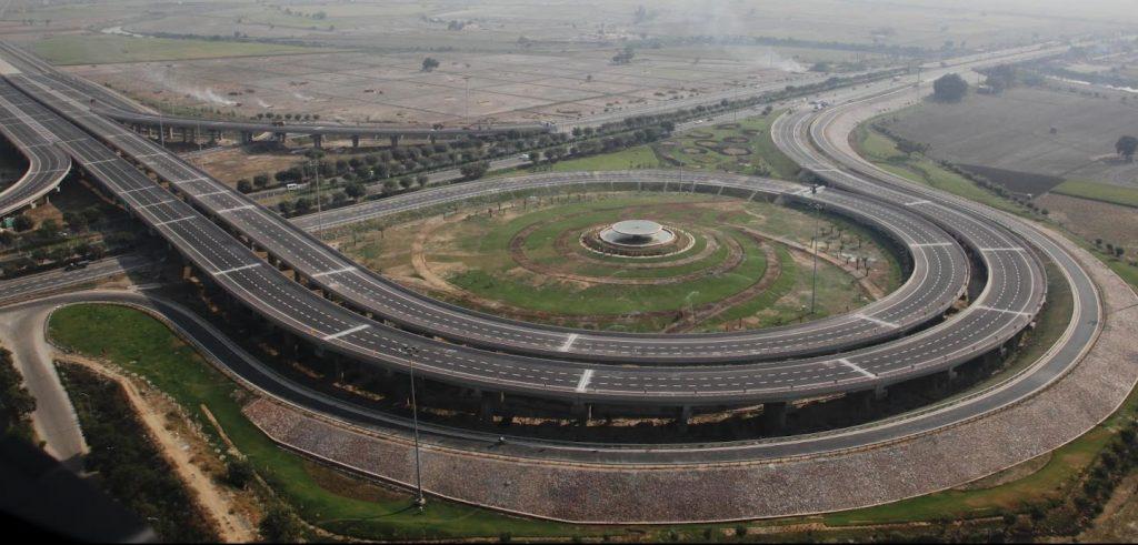 Delhi to Agra Yamuna Express Way