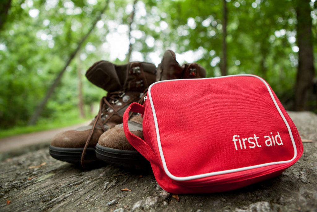 Emergency Supplies - First Aid Kit