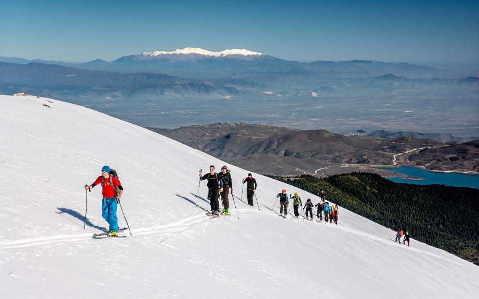 Skii Destination
