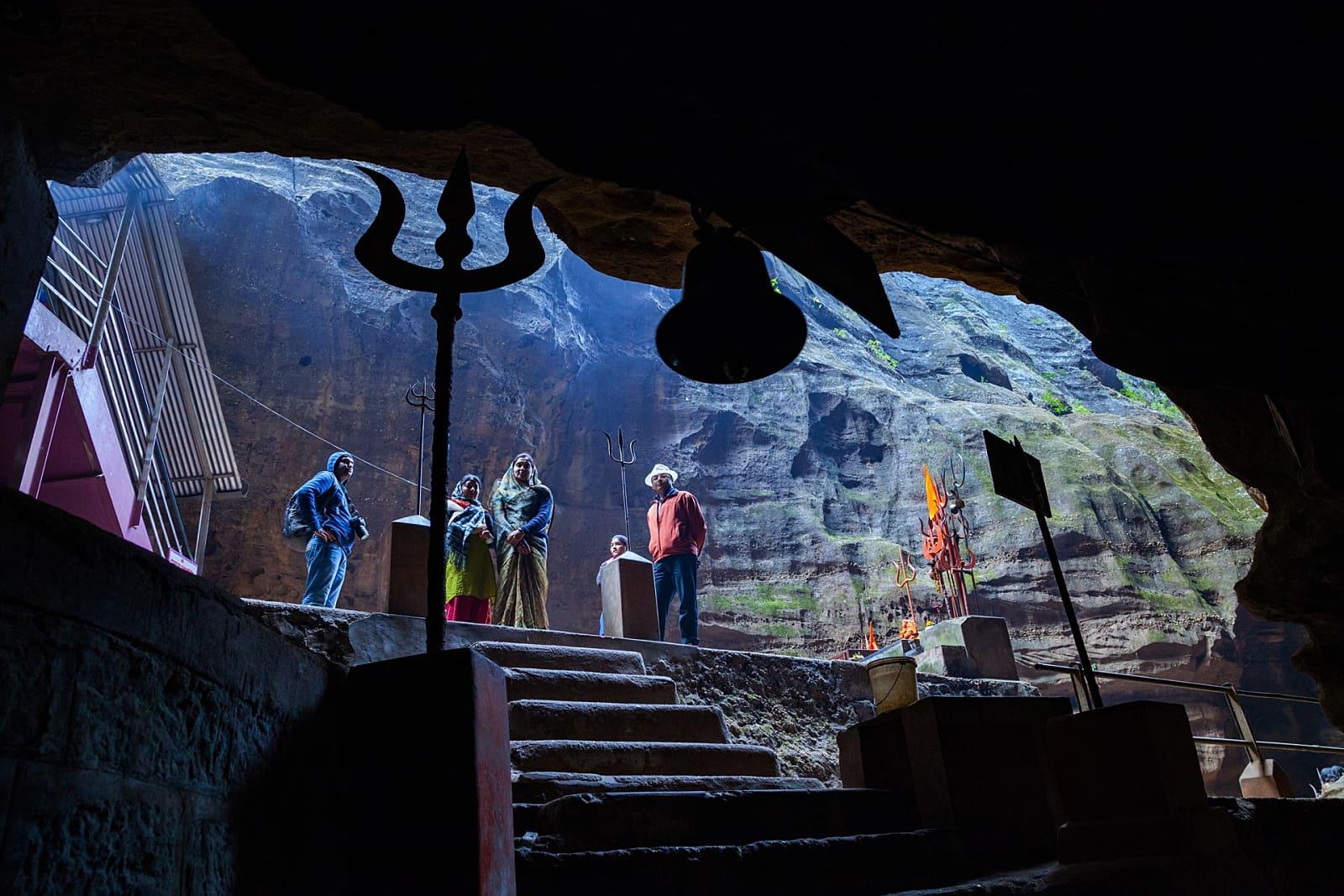 Jata Shankar Caves Pachmarhi