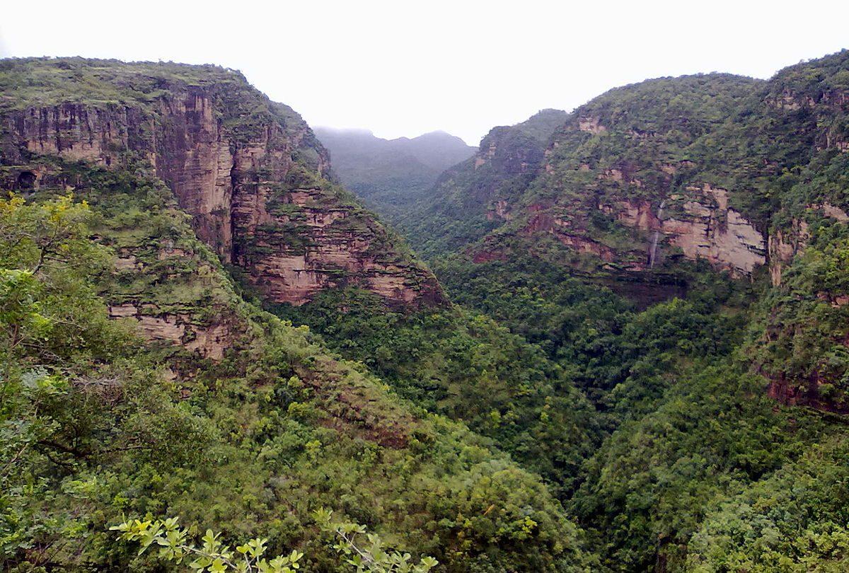 Mahadeo Hills Pachmarhi