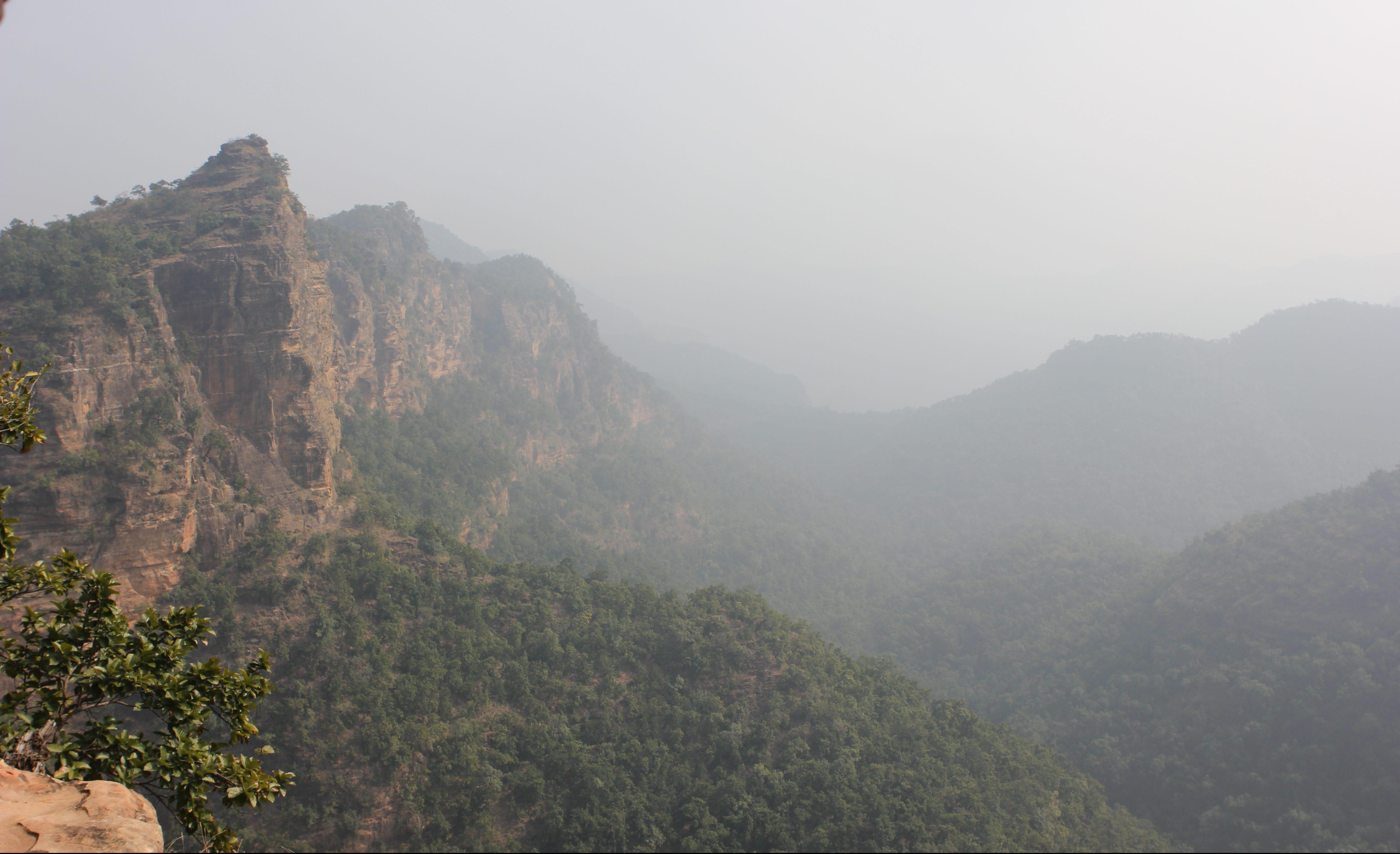 Priyadarshini Point ( Forsyth Point )